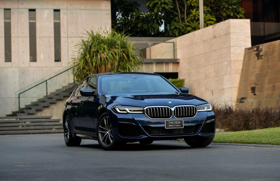 บีเอ็มดับเบิลยู BMW 520d M Sport